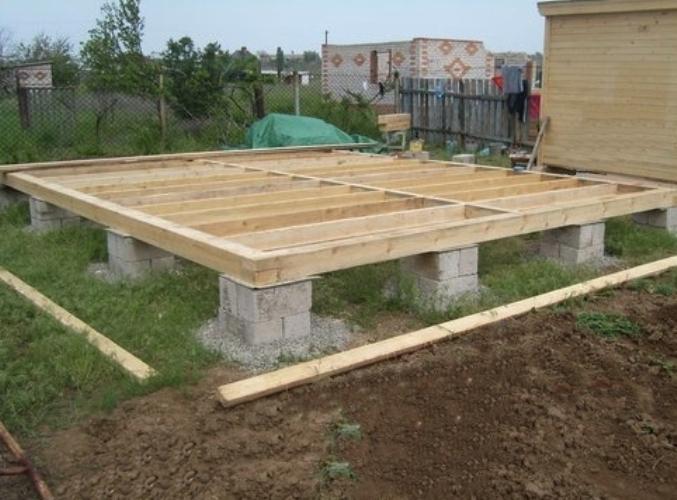 Реутов блочный фундамент для дома из бруса своими руками тип работы
