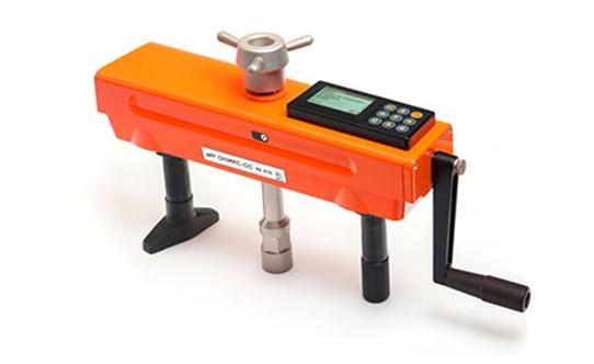 ОНИКС-ОС - прибор для измерения прочности бетона методом отрыва со скалыванием