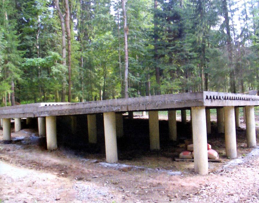 Строительство монолитных фундаментов для домов из газобетона в Красногорске